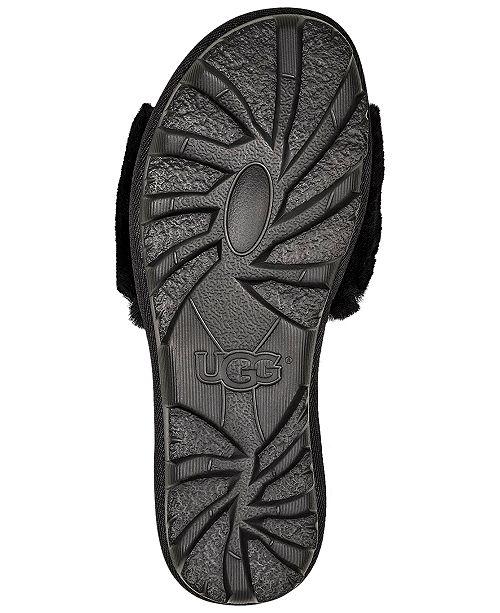 0d7b75d39 UGG® Women's Cozette Sandal Slippers & Reviews - Sandals & Flip ...