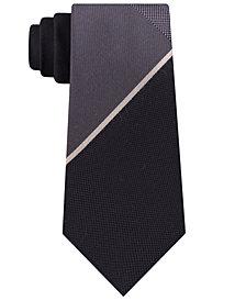 Kenneth Cole Reaction Men's Slim Geometric Tie