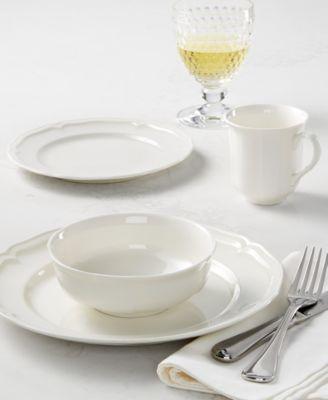 Manoir Bread & Butter Plate