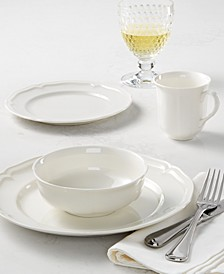 Manoir Dinnerware Collection