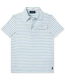 Polo Ralph Lauren Toddler Boys Striped Cotton Polo