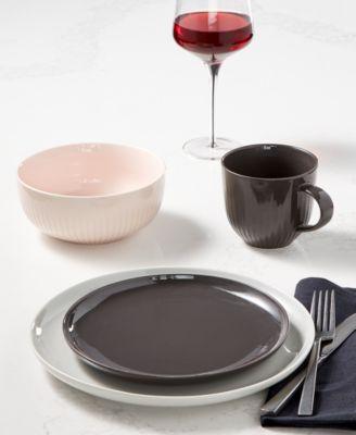 Modern Dinnerware Porcelain Dinner Bowl, Created for Macy's