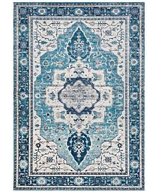 Surya Aura Silk ASK-2329 Sky Blue 2' x 3' Area Rug