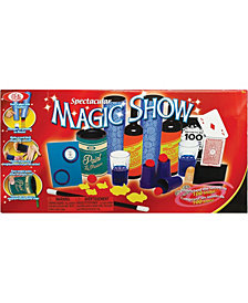 100-Trick Spectacular Magic Show Set