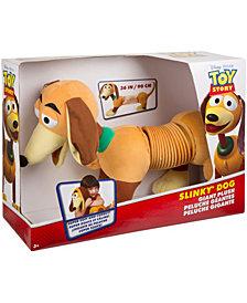 Giant Slinky Dog Plush