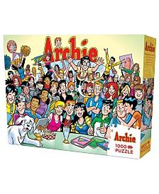 Archie Comics - The Gang at Pop's Puzzle- 1000 Piece