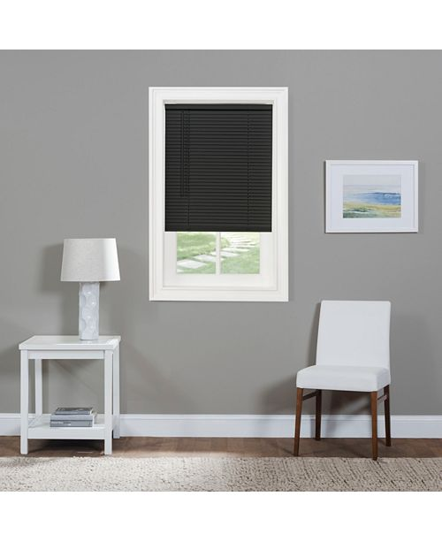 "Achim Cordless GII Morningstar 1"" Light Filtering Mini Blind,  30x72"