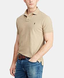 Polo Ralph Lauren Men's Classic-Fit Cotton Mesh Polo Shirt