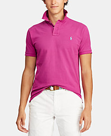 Polo Ralph Lauren Men's Classic Fit Cotton Mesh Polo