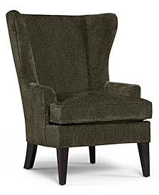 Saybridge Fabric Accent Wing Chair