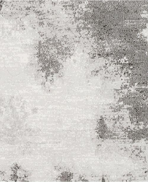 "Surya Contempo CPO-3839 Light Gray 18"" Square Swatch"