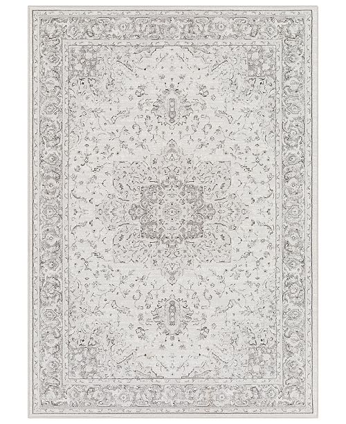 "Surya Contempo CPO-3842 Light Gray 7'10"" x 10' Area Rug"