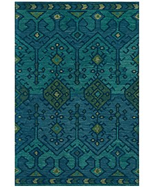 "Gemology GQ-02 3'6"" x 5'6"" Area Rug"