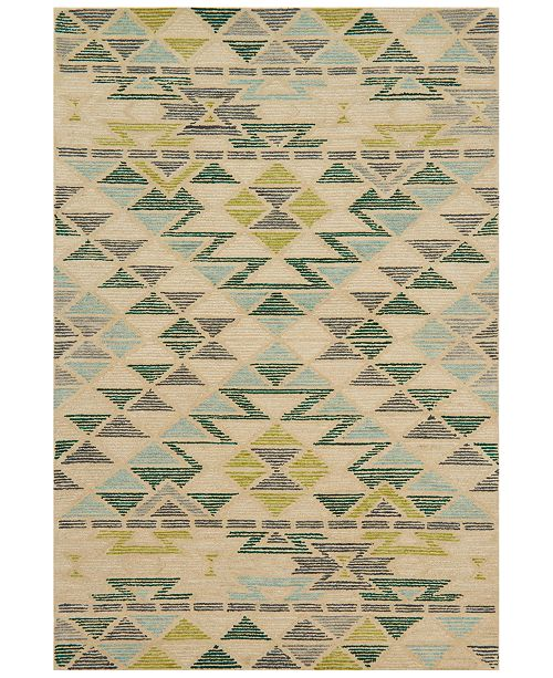 "Justina Blakeney Gemology GQ-03 7'9"" x 9'9"" Area Rug"