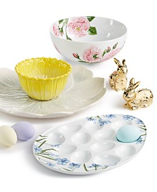Martha Stewart Collection Spring Serveware Collection, Created for Macy's