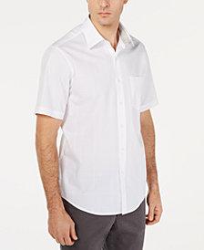 Tasso Elba Men's Inaldo Dobby Shirt, Created for Macy's