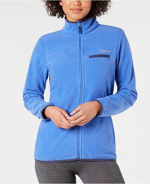 Columbia Mountain Crest™ Fleece Jacket