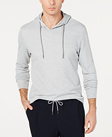 Tasso Elba Men's Textured Hoodie, Created for Macy's