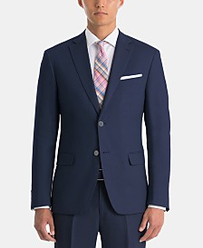 Lauren Ralph Lauren Men's UltraFlex Classic-Fit Navy Linen Sport Coat