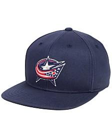 Outerstuff Boys' Columbus Blue Jackets Constant Snapback Cap