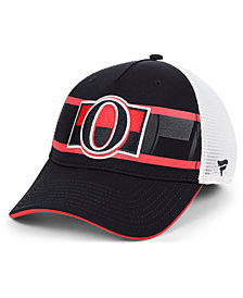 Authentic NHL Headwear Ottawa Senators 2nd Season Trucker Adjustable Snapback Cap