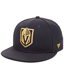 Vegas Golden Knights NHL Basic Fan Fitted Cap