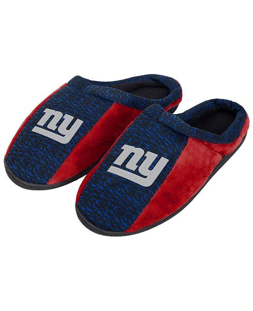 Forever Collectibles New York Giants Knit Cup Sole Slippers