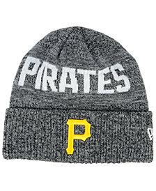New Era Pittsburgh Pirates Crisp Color Cuff Knit Hat