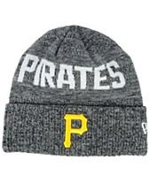 96fae6fd646285 New Era Pittsburgh Pirates Crisp Color Cuff Knit Hat
