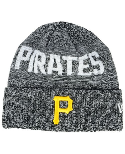 quality design 4ac93 94d60 Pittsburgh Pirates Crisp Color Cuff Knit Hat. Be the first to Write a  Review.  27.99