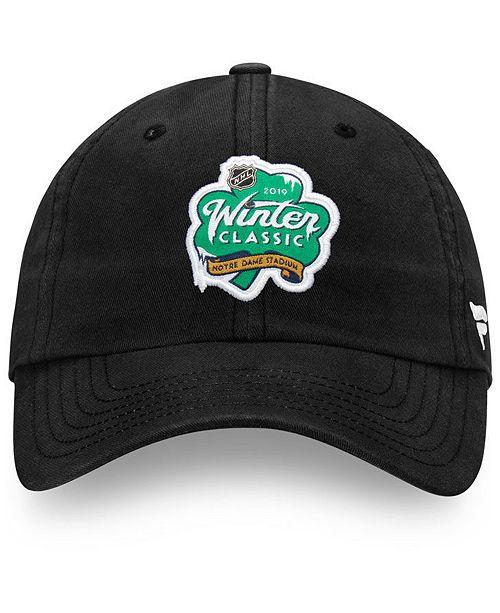 ... Authentic NHL Headwear Winter Classic Event Adjustable Strapback Cap ... 001161d33