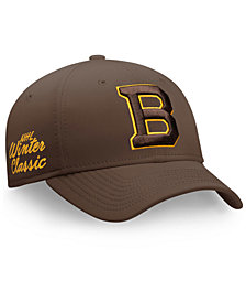 Authentic NHL Headwear Women's Boston Bruins Winter Classic Adjustable Strapback Cap