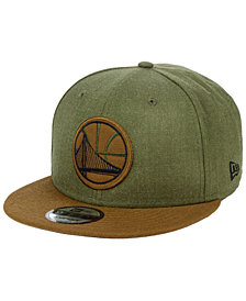 New Era Golden State Warriors Enlisted 9FIFTY Snapback Cap