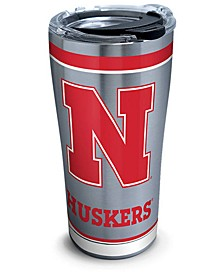 Nebraska Cornhuskers 20oz Tradition Stainless Steel Tumbler