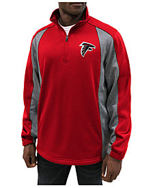 G-III Sports Men's Atlanta Falcons Audible Player Lightweight Jacket