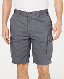 "Club Room Men's 10"" Cargo Shorts, Created for Macy's"