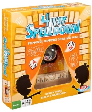 4 Way Spelldown Game