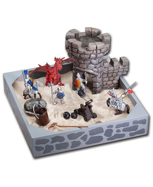 Be Good Company My Little Sandbox - Knights and Dragons