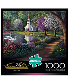 Kim Norlien - Sanctuary- 1000 Pieces Puzzle