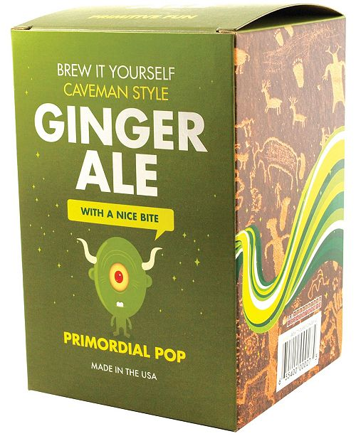 Copernicus Brew It Yourself - Ginger Ale Kit
