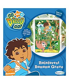 Diego Rainforest Banana Grove
