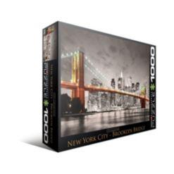 City Collection - New York City - Brooklyn Bridge - 1000 Piece Puzzle