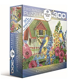 Janene Grendy - Country Cottage - 300 Piece Puzzle
