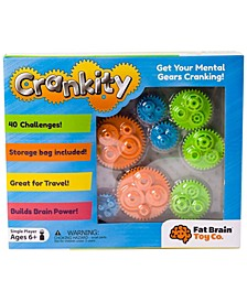 Crankity Puzzle Game
