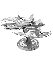Metal Earth 3D Metal Model Kit - Batman- 1989 Batwing