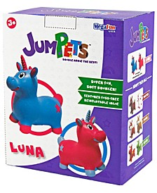 JumPets Bouncer - Luna the Unicorn (Pink)