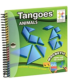 Tangoes Animals - Magnetic Travel Game