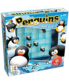 Penguins on Ice Puzzle Game