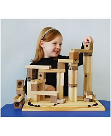 The Original Blocks and Marbles - Master Set Puzzle Game