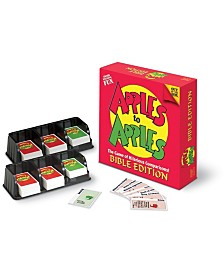 Apples to Apples- Bible Edition